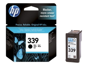 Printer Consumables  - *HP 339 Black Ink Cartridge - C8767EE