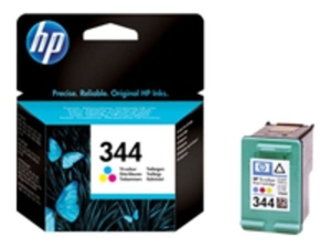 Printer Consumables  - *HP 344 Tri-Colour Ink Cartridge - C9363EE