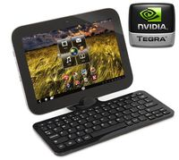 Lenovo IdeaPad K1 Tablet PC,  NVIDIA Tegra 2 1GHz,  1GB RAM,  16GB SSD,  10.1 Touch,  Wifi,  Bluetooth,  Black/Silver,  Android 3.1