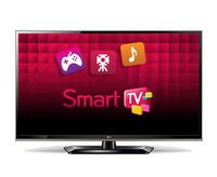 LG 37LS570T 37in Full HD LED Smart TV Freeview HD 4x HDMI Mci 200