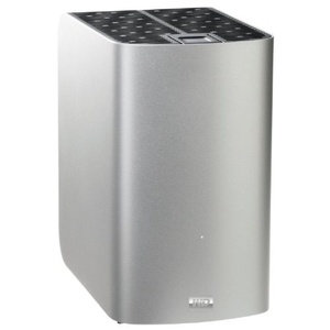 Electronic Gadgets  - My Book Thunderbolt Duo 4 TB Dual-Drive Storage NAS