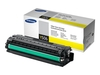 *Samsung CLT-Y506S Yellow Toner Cartridge - 1, 500 Pages