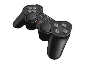 Computers  - Sony ps3 Dual Shock 3 Controller Black