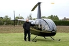 R44 Helicopter Away Day in Cambridgeshire