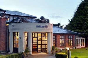 Pampering  - Sparkling Spa Day and 3 Course Dinner at Hilton Puckrup Hall