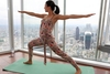 Yoga at The View from The Shard