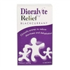 Oral Health Dioralyte Relief Blackcurrant 6 sachets
