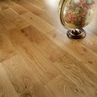 - Galleria Elite German Rustic Oak 150mm Lacquered Engineered Flooring