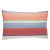 Coates Multi-Coloured Striped Jacquard Pair Of Pillowcases