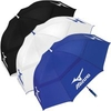 Twin Canopy Umbrella Black