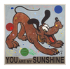 Arts & Crafts You are my Sunshine By David Spiller
