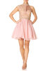 XENA - Pale Pink Embellished Prom Dress
