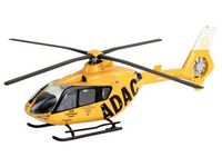 Toy Models  - Revell Eurocopter EC135 ADAC/OAMTC Model Kit (1:72) - 04457