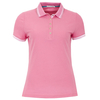 Green Lamb Claudine Club Polo - Pink