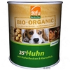 Defu Organic 35% Pure 6 x 800 g - Beef with Oats & Carrots