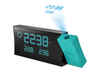 Electronic Gadgets PRYSMA Projection Clock with Weather Forecast