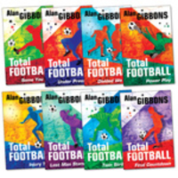 Books  - Total Football Pack