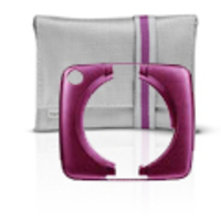 Accessories  - TomTom StartSkins Deep Purple