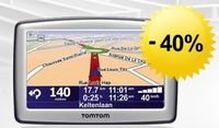 GPS & Sat Nav  - TomTom XL Europe v2 Refurbished