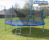 Trampolines Airspring Advanced 14ft trampoline package