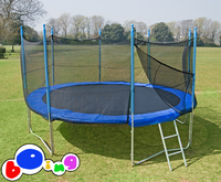 Boing! 10ft trampoline package