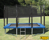 Trampolines Kanga Blue 9x14ft trampoline package