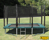 Trampolines Kanga Green 9x14ft trampoline package