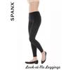 Spanx Look at Me Cotton Leggings