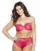 Shapely Figures Hot Pink Multiway Bra