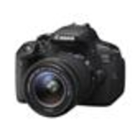 Cameras  - Canon EOS 700D - DSLR - with EF-S 18-55mm IS STM Lens
