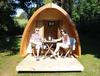 Short Breaks One Night Camping Pod Break For Two