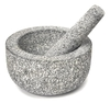 Large Granite Pestle and Mortar