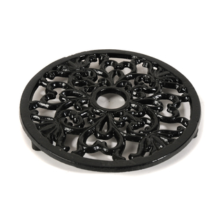 Round Trivet - Heat Resistant for Wood Burning Stoves