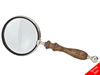 Upton Magnifier With Wooden Handle