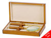 Wooden Magnifying Glass and Letter Opener Set