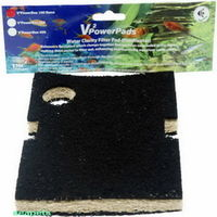 V2 PowerBox 200 Water Clarity Filter Freshwater Pad