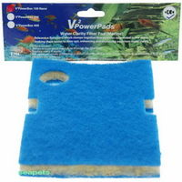 Pets  - V2 PowerBox 200 Water Clarity Filter Marine Pad