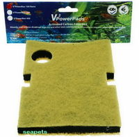 Pets  - V2 PowerBox 400 Activated Carbon Pad