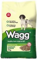 Pets  - Wagg Complete Worker 17kg