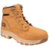 Timberland Pro® Timberland PRO® Workstead Wheat Water Resistant Lace up Safety Boot Size 6.5