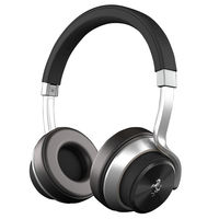 Headphones  - Ferrari by Logic3 T250-BLACK Headphones & Portable Speakers