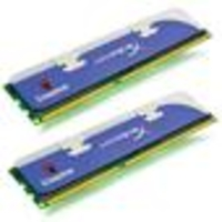 Memory  - Kingston ValueRAM HyperX 2GB (2 x 1GB) DDR2 240-Pin 1066MHz / PC8500 Non-ECC CL5