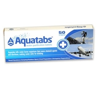 Barbecues & Accessories  - Aquatabs - Water Purification Tablets
