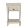 Tables Lille 1 Drawer Bedside Table