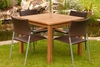 Moreton Stacking Set with Windsor Table