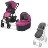 Baby Products UppaBaby Vista Package 1 Olivia Pink 2012