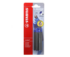 STABILO Refill S Move Pack of 6,  Blue