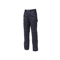 General Clothing  - Navy Industry Trousers Waist 38in Leg 33in