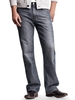 Gap 1969 Straight Fit Jeans (Gray Wash)