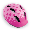 Cycling MET Buddy Kids Cycling Helmet - 2017 - Pink Hearts / Unisize